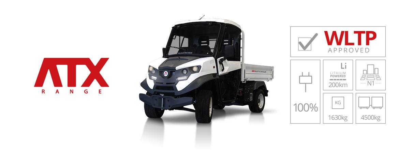 Alke' Electric Utility Vehicles